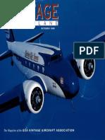 Vintage Airplane - Oct 1999