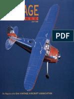 Vintage Airplane - Jul 1999