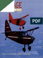 Vintage Airplane - Jun 1999