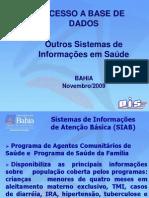 Outros sistemas de informações em saúde.ppt
