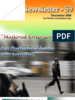 59 ICSI Mysore e-Newsletter December 2008
