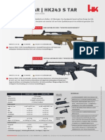 HK243 Sniper Rifle