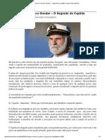 Comodoro Francisco Gondar – O Segredo Do Capitão _ Grupo Portal Marítimo