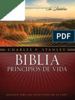 26262131 Biblia Principios de Vida Del Dr Charles F Stanley Libro de Efesios