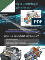 Num g17 Centrifugal Compressor