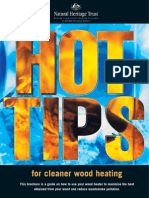 Hot_tips - Slow Combustion Wood Heating