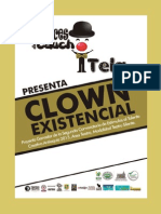 Ficha Técnica Clown Existencial