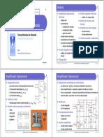 TCFE1011 8 Analise Circuitos Amplificadores Operacionais