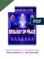 Lambassade Dela Paix French