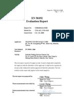 TTD-41T,TTD-61R (CE SAR MPE) - EN 50392
