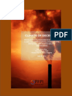 PFPI Report to FTC on Biomass Power Greenwashing
