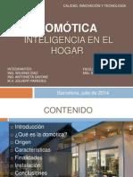 DOMOTICA_Inteligencia en el hogar.ppt