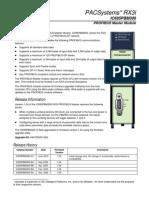 IC695 PBM300 Profibus Master Module