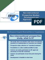 non-interventional prospective study Approval ProcessPPT