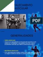 Fortalecimiento Muscular