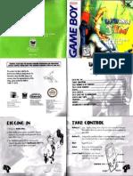 Earthworm Jim - Manual - GB