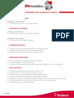 Checklist Resumido Aquisicao Imovel PF