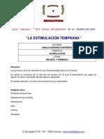 Estimulacion Tempra-Amalia Moreno-Edic 2009