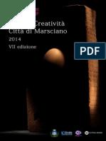 Bando Premio Creatività Città Di Marsciano 2014