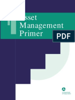 Asset Management Primer