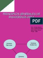 Principios Generales de Endocrinologia