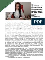 Articol AuDit Public InterN