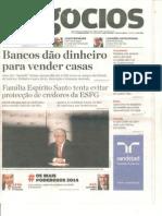 Fluidotronica no Jornal de Negócios