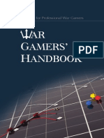 War Gamers Handbook