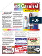 Neyland Carnival