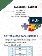 MT (Sistem Darab & Bahagi)