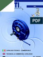 Motor Reducto Betonea M-1000 SITI 181-2 15-1