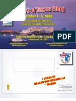ROJ 2008 Texas Invite Mailing