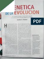 1.4.1 Genetica de La Evolucion Inv y Cie 411, Dic 2010