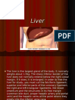 Liver is the Largest Gland of the Body. It Normally