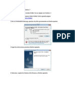 IFolder en Windows 7