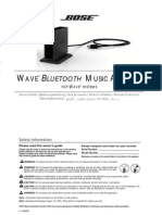 Owg en Wave Bluetooth Music Adapter