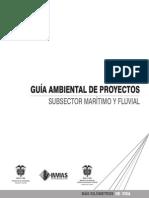 INVIAS - Guía de Manejo Ambiental de Proyectos de Infraestructura SUBSECTOR MARITIMO Y FLUVIAL 2011