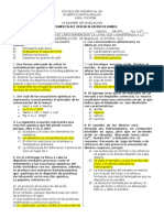 Examen Enlace Ciencias III