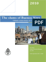 The Slums of Buenos Aires