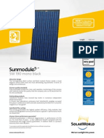 SOLARWORLD Sunmodule Plus 190 Mono Black