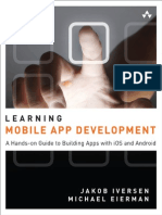 Learning Mobile App Development