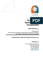 NFRC 200-2010