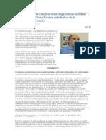 Alternativas a Las Clasificaciones Diagnósticas No Faltan