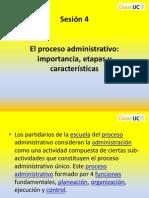 Sesión 4_Proceso Administrativo