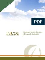 Master en Cambio Climatico y Desarrollo Sostenible (1)