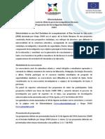 Bases del concurso y criterio de selección - Convocatoria Investigadores Jóvenes