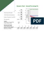 Bond Pricing - Dynamic Chart