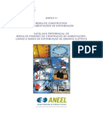 Anexo III Nt 304 - Subestacao de Distribuicao