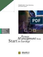 Powerlogic Brochure