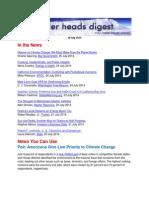 Cooler Heads Digest 25 July 2014